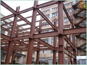 Монтаж металлоконструкций Беларусь