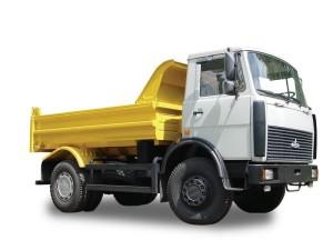 Самосвал МАЗ 555102-220
